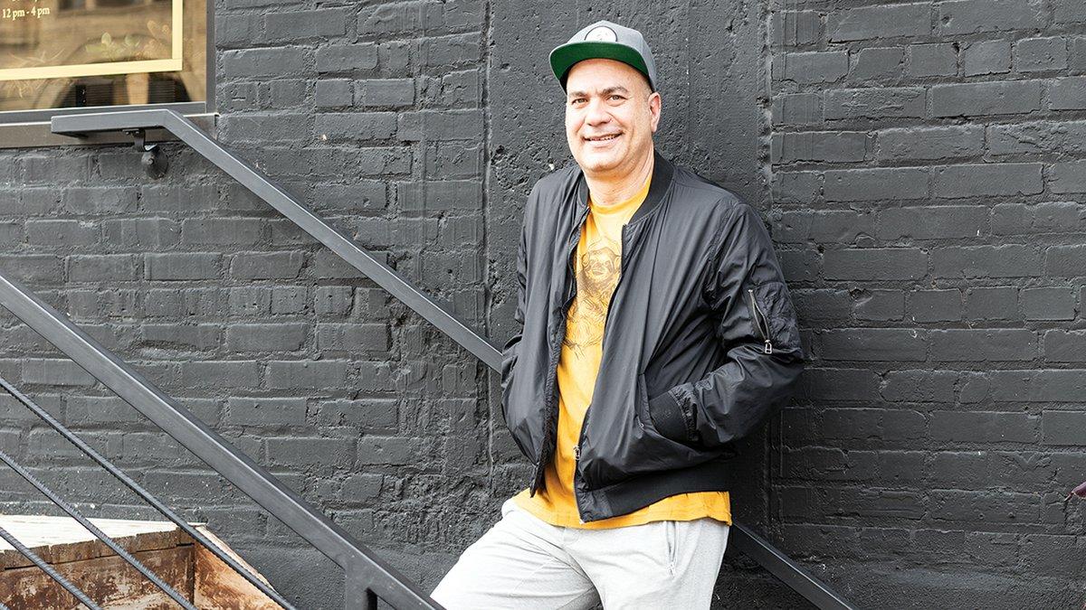 Michael Druskin Returns to Retail With Jaxon Grey