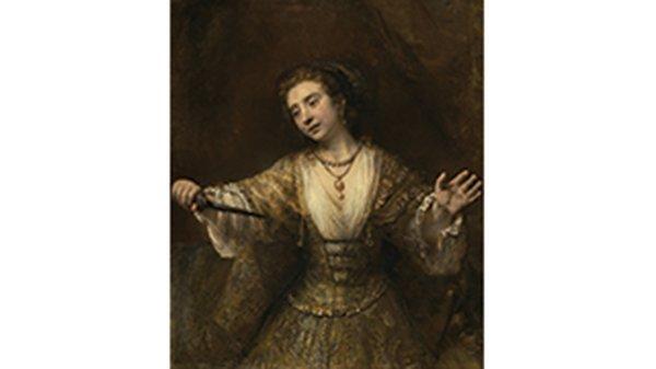 Rembrandt's Lucretia