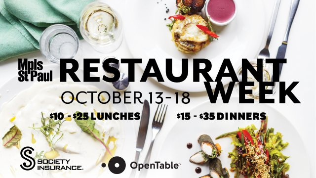 October 2019 Restaurant Week