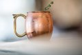 a moscow mule