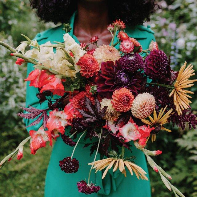 Ladyfern Flowers