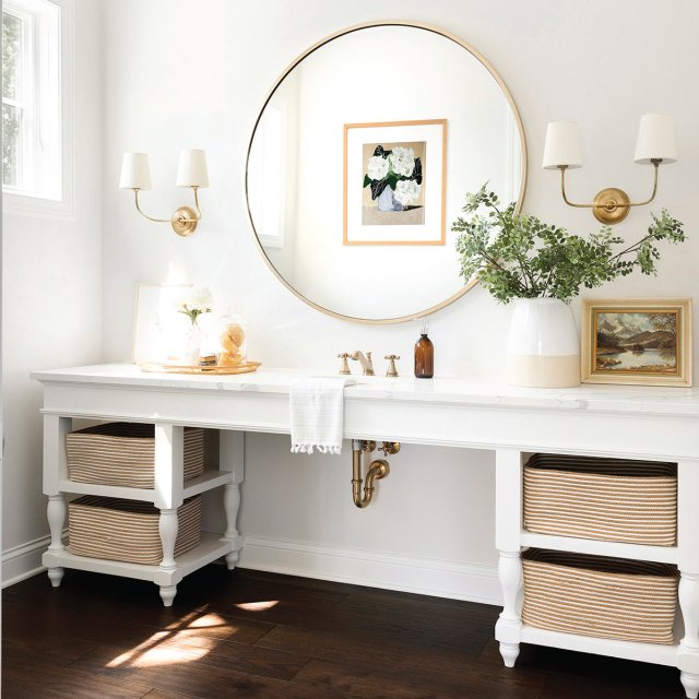 Main-Floor Powder Room