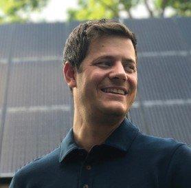 energy solar spokesman