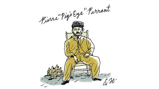 Pigseye Parrant