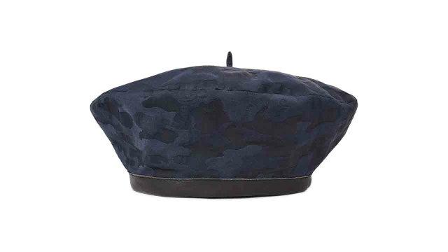 Linen beret