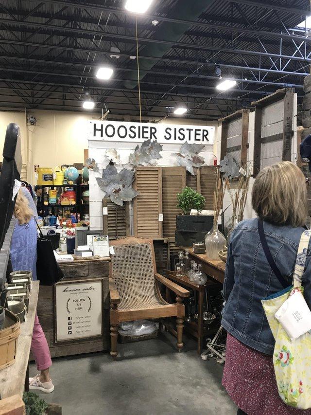 hoosier sister sign