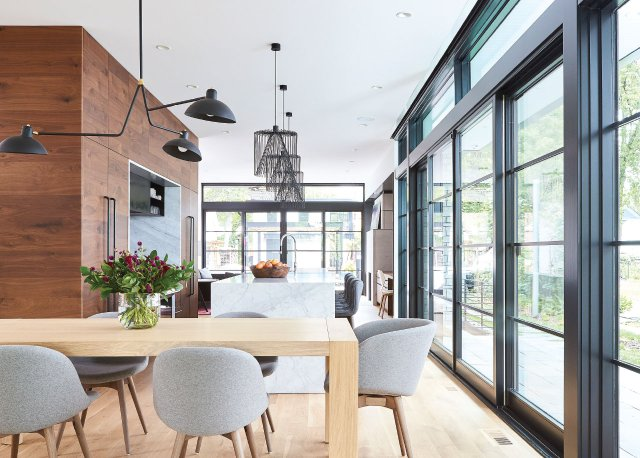 Inventive Design Dinning Room