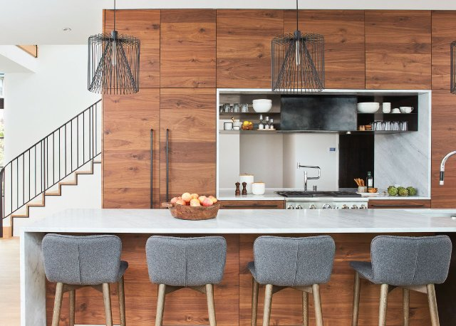 Inventive Design Kitchen