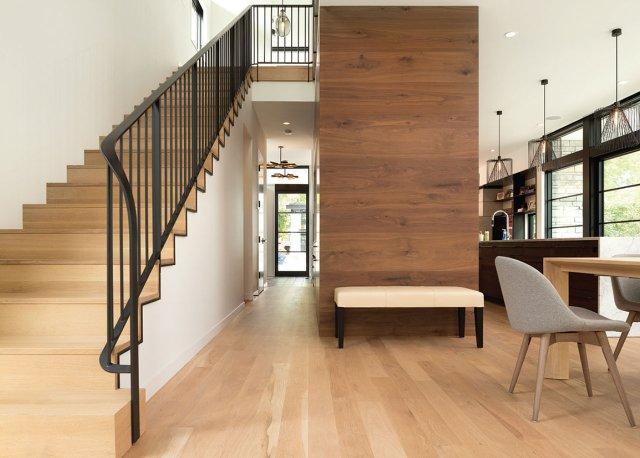 Inventive Design Staircase