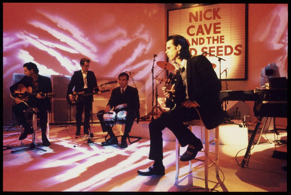 Nick Cave Connects With Fans at Pantages Theatre
