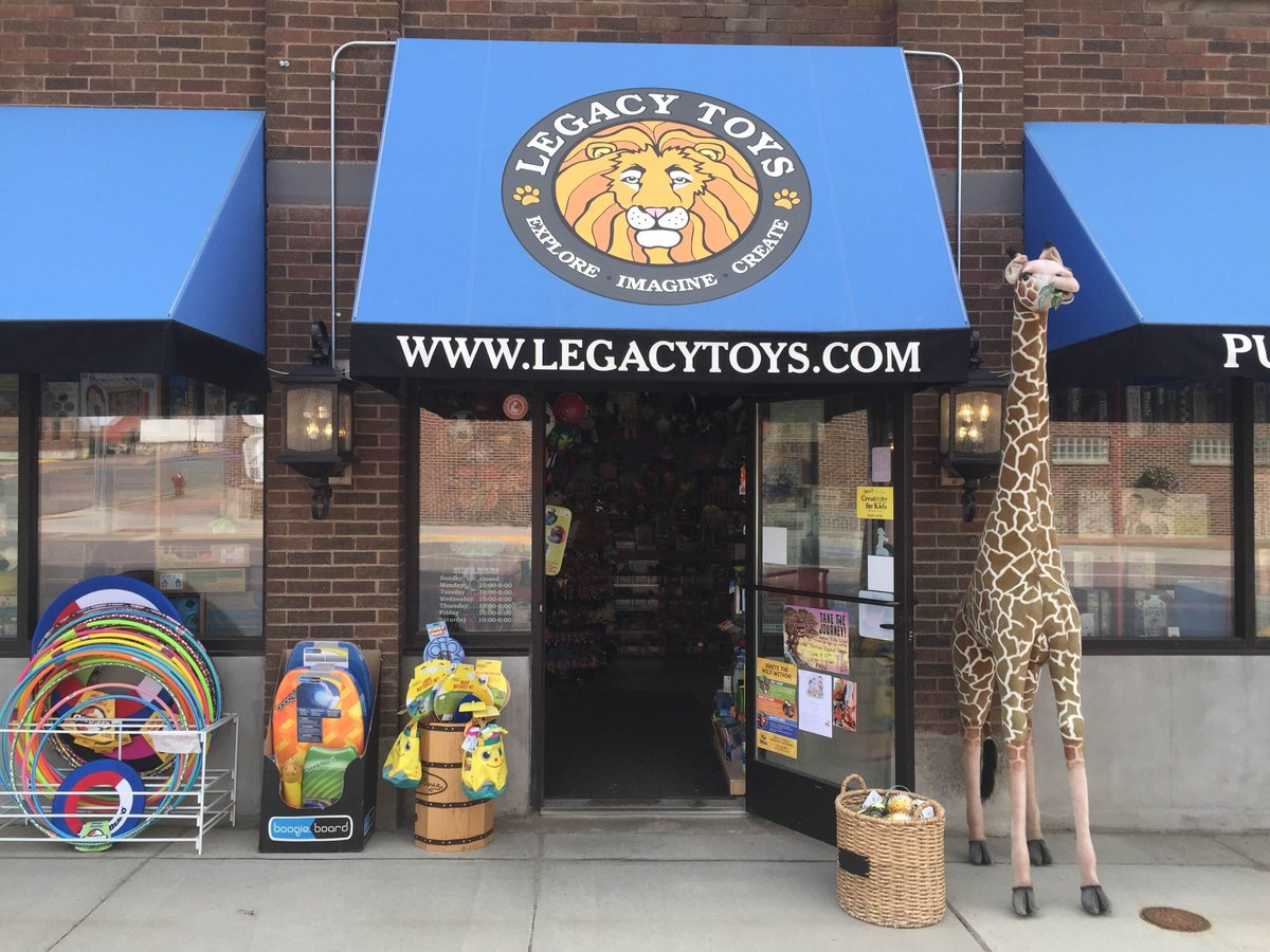 Coming Soon to Mall of America: Legacy Toys Flagship