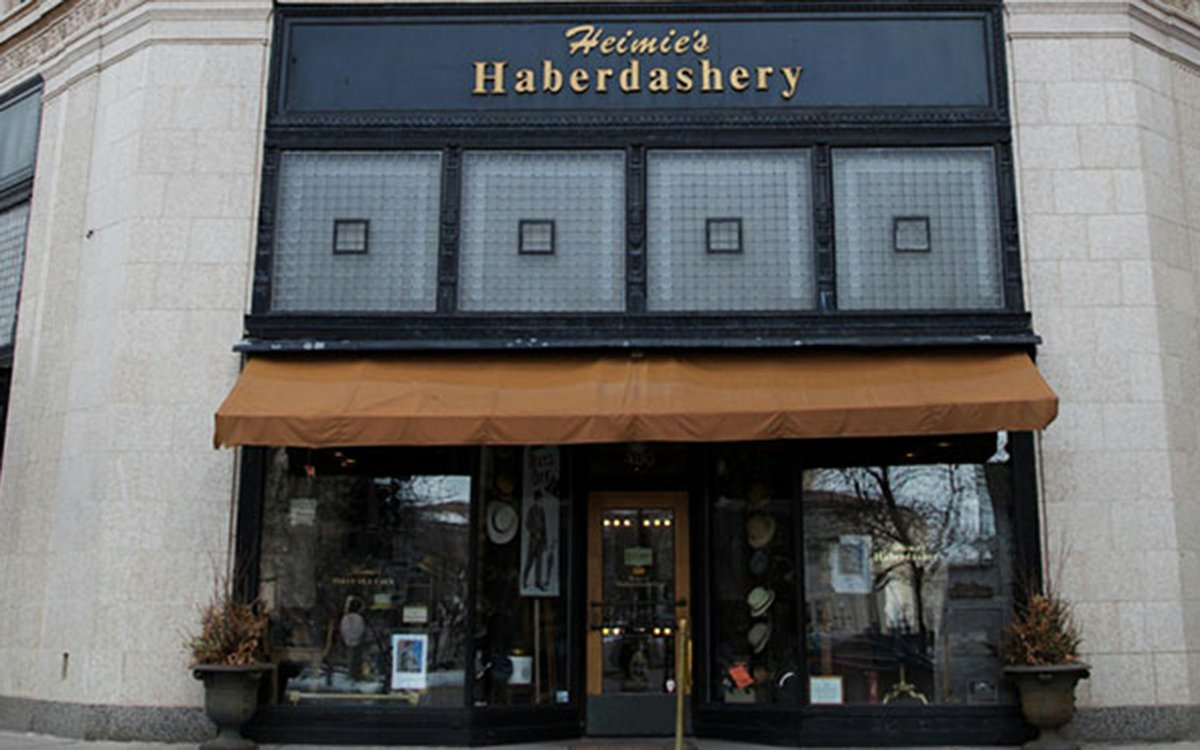 Heimie's Haberdashery Expands in St. Paul