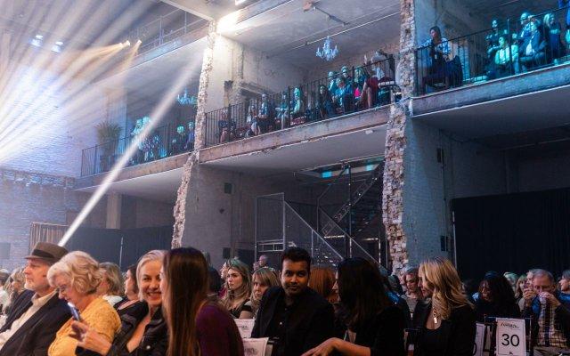 Audience at Fashionopolis 2019