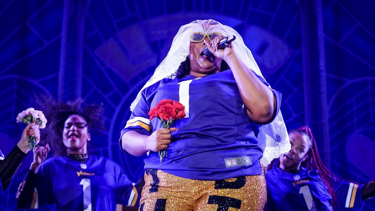 Lizzo's Homecoming at the Armory