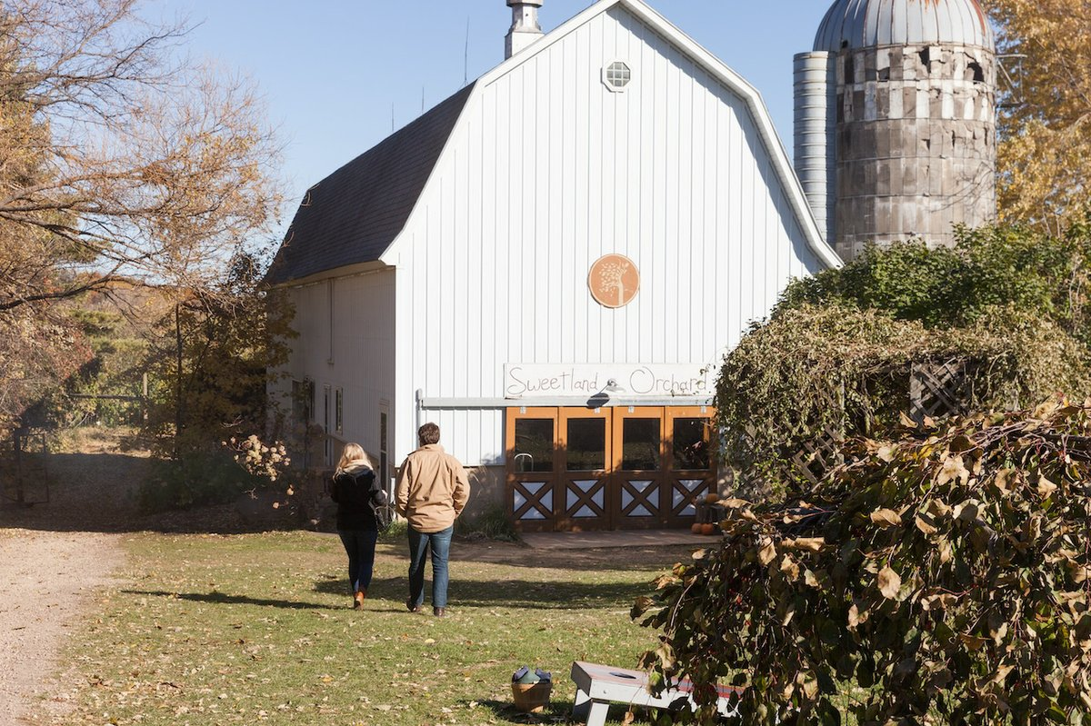 Ten Apple Orchards With Hard Cider Near the Twin Cities