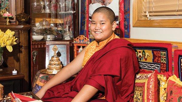 Terchen Taksham Rinpoche