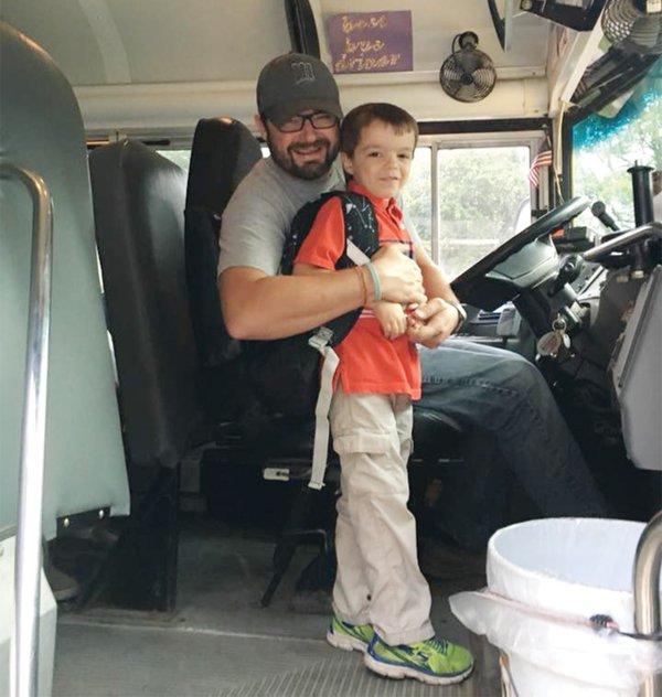 Bus driver friend