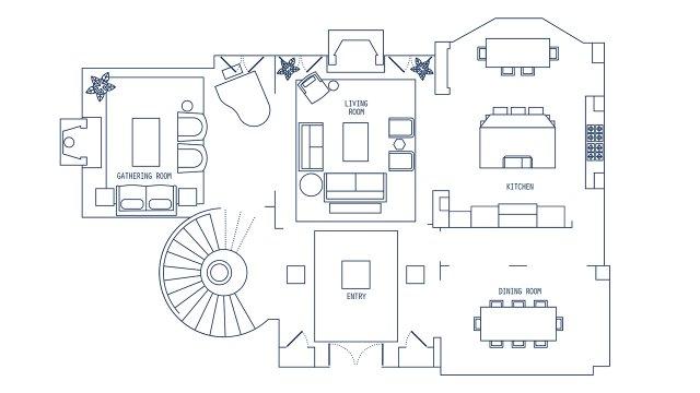 Reimagining Rooms