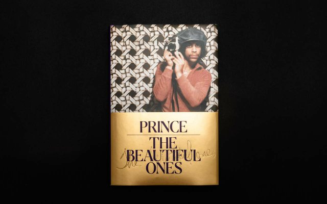 """Prince, """"The Beautiful Ones"""""""