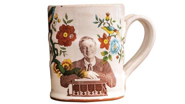 Mr Rogers Mug