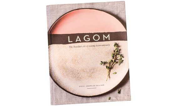 Lagom cookbook cover