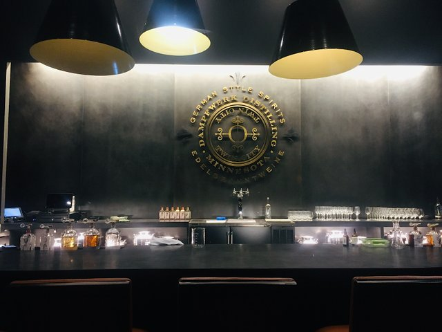 Dampfwerk Distillery Cocktail Room