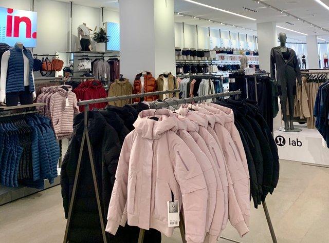 Lululemon Mall of America