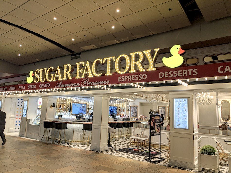 First Bite: Sugar Factory at Mall of America