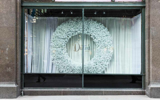 The Dayton's Project Holiday Window Displays