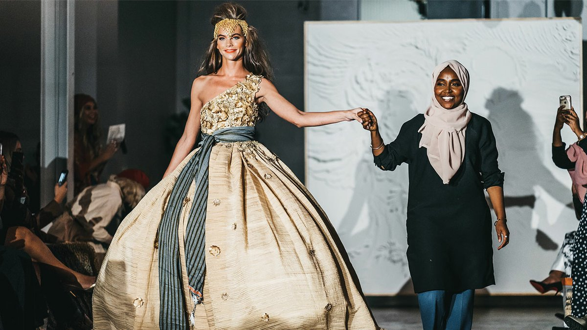 One To Watch Fashion Designer Ramadan Mohamed Mpls St Paul Magazine