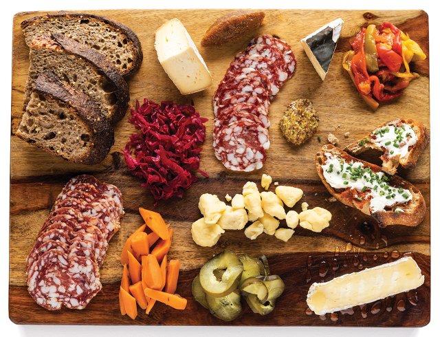 Kieran's Kitchen Abundance Board