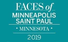 Faces of Minneapolis Saint Paul Minnesota 2019 logo