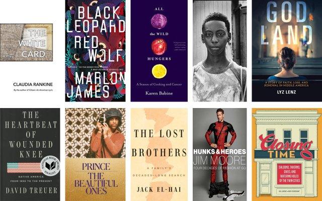 ten top books of 2019