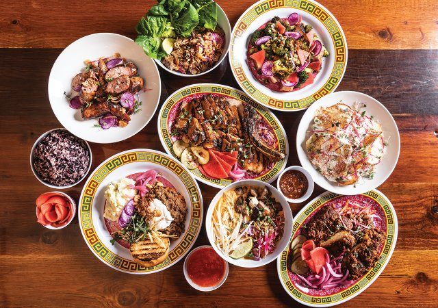 Union Hmong Kitchen