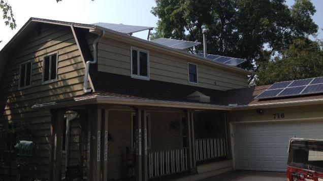 The Carlson Home