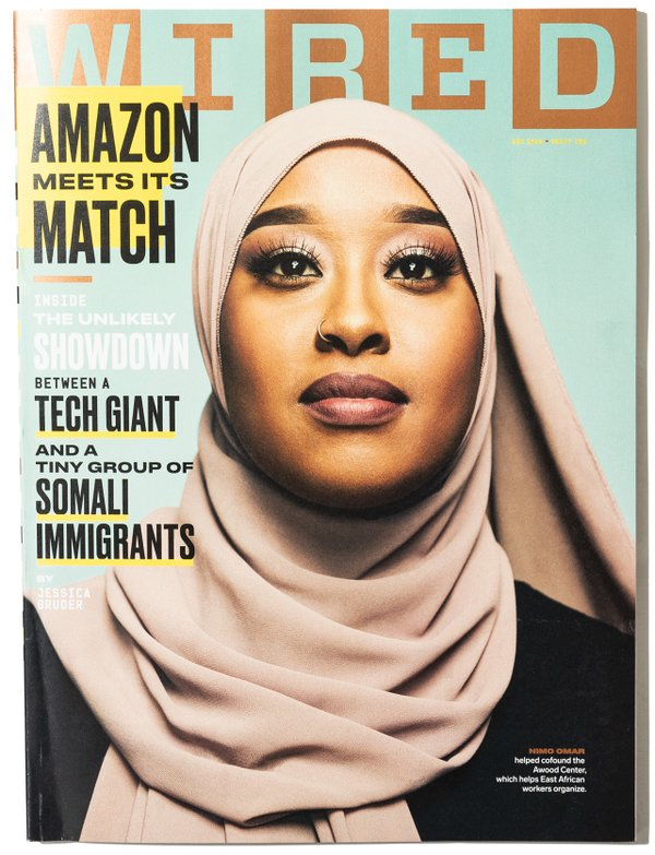 Nimo Omar in Wired