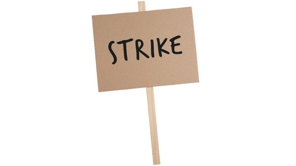 Pilots strike