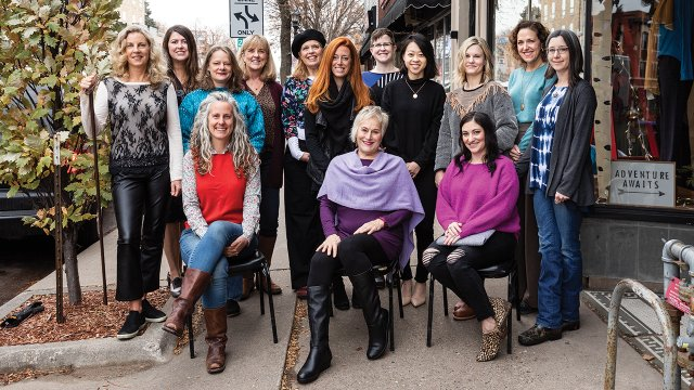 The Women Business Owners of Selby and Snelling