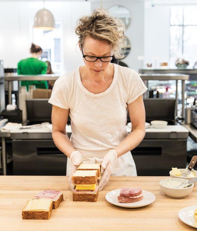 Sarah Botcher of Black Walnut Bakery