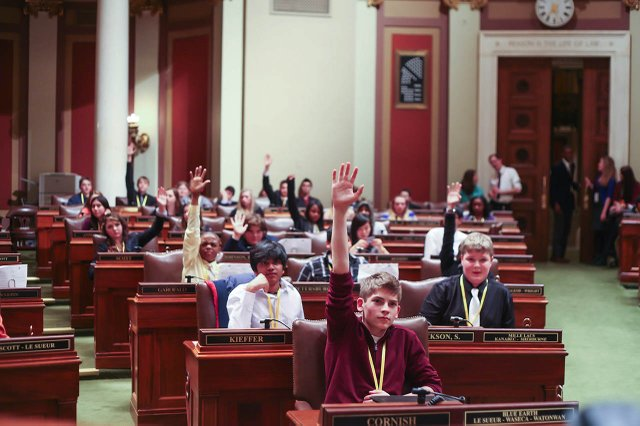 YMCA Youth in Government