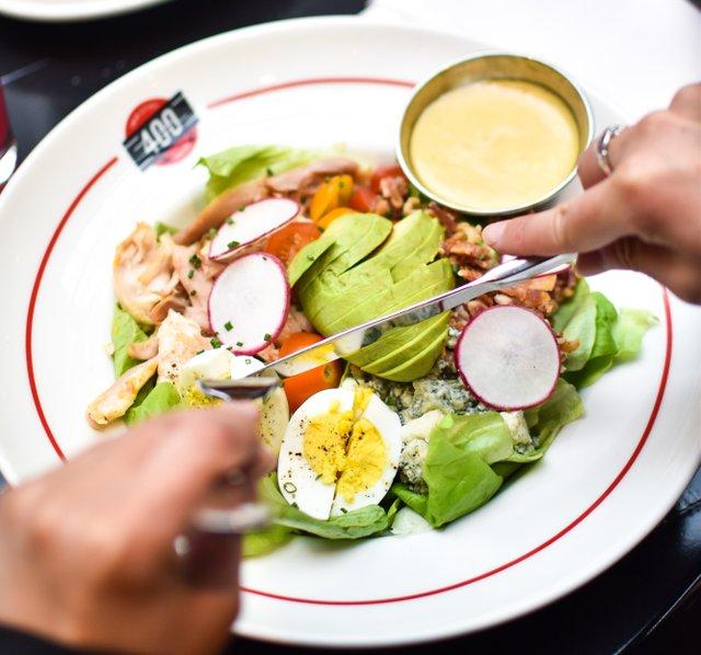 Rotisserie Cobb Salad