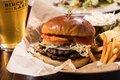 Burts Double Burger