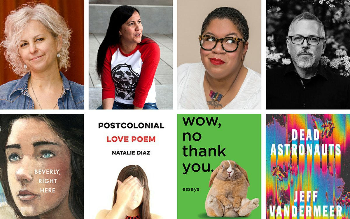 The Loft Announces Initial Wordplay 2020 Authors