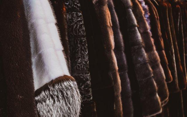 Fur Coat Rack