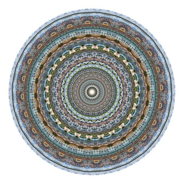 Neal Peterson's Minneapolis Mandala