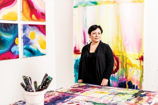 Interior Designer Ruth Johnson