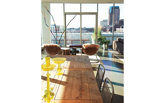 An Industrial-Meets-Bohemian Mix in St. Paul's Lowertown