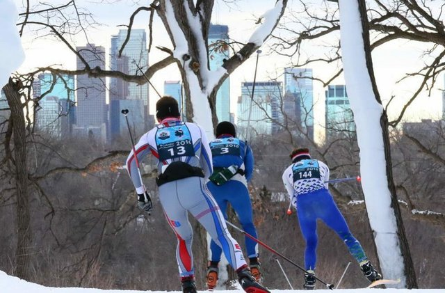 Minnesota Cross Country World Cup