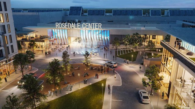 Rosedale Center Redevelopment