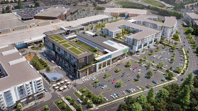 Rosedale Center Redevelopment